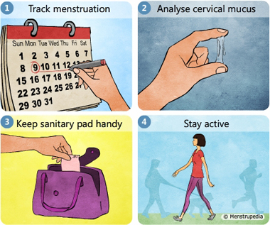 Friendly Guide To Healthy Periods - Menstrupedia